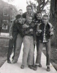 Immaculate Conception School-  Picture was taken June 1, 1956.   Boys from our class are: Tom Hagin, John Smith Frank Pr