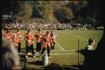 9 Little Red Marching Band- Leaving Field