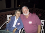 40th Reunion - Barb Hanson (Van Geluwe)  & John David