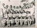 Can you identify classmates from this 50's photo taken at Camp Comstock?