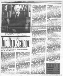 Article About The Old High School's 30th Anniversary as the DeWitt Mall