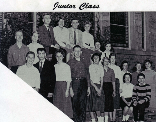 The Class of 1961, Junior Class Leaders