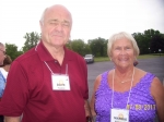 David Franklin, Margie Kolar Liguori