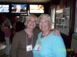Fall Creek Reunion - Judi Fowler Quagliaroli and Judy Lampman Lankau