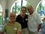 Paul Wrisley, Sharon Townley, Bill Stephenson