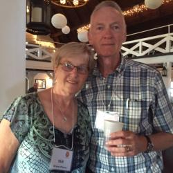 Sue Grove Pierce & Bob
