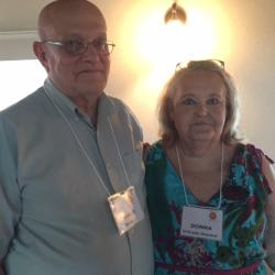 Charlie and Donna O'Grady Howard
