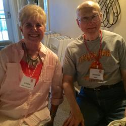 Linda Klein Hirvonen and George Kent